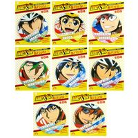 (Full Set) Badge - Yowamushi Pedal