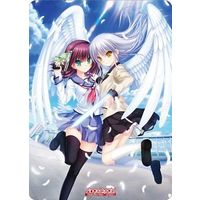Desk Mat - Angel Beats! / Kanade & Yuri