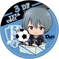 Big Badge - DAYS / Usui Yuuta