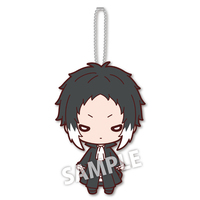 Plush Key Chain - Bungou Stray Dogs / Akutagawa Ryuunosuke