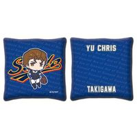 Mini Cushion - Ace of Diamond / Chris Yū Takigawa