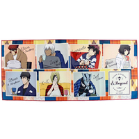 Bath Towel - Blood Blockade Battlefront