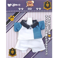 Clothes for Kumamate (No Plush) - Plush Clothes - Prince Of Tennis / Hyoutei