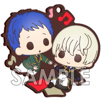 Rubber Strap - King of Prism by Pretty Rhythm / Ichijou Shin & Kisaragi Louis