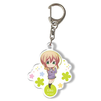Acrylic Key Chain - Slow Start / Tokura Eiko