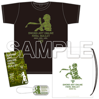 T-shirts - Dog Tag - Shoulder Bag - Smartphone Wallet Case for All Models - Sword Art Online / Shinon