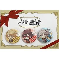 Badge - AMNESIA / Orion & Shin & Touma