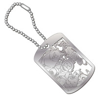 Dog Tag - Hoozuki no Reitetsu / Shiro
