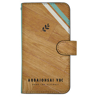 Smartphone Wallet Case for All Models - Haikyuu!! / Aoba Jyousai High School