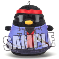 Plush Key Chain - Gintama / Hijikata Toushirou