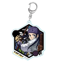 Acrylic Key Chain - Golden Kamuy / Asirpa