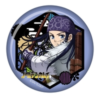 Badge - Golden Kamuy / Asirpa