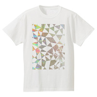 T-shirts - Land of the Lustrous / Diamond (Houseki no Kuni) Size-GIRLS L