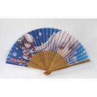 Japanese fan (Sensu) - Angel Beats! / Yuri & Kanade
