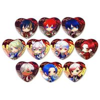 (Full Set) Heart Badge - Yume 100