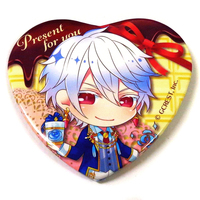 Heart Badge - Yume 100 / Frost