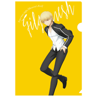 Plastic Folder - Fate/stay night / Gilgamesh