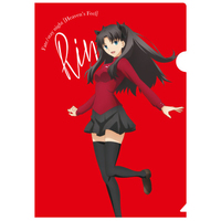 Plastic Folder - Fate/stay night / Rin Tohsaka