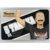 Name Plate - Haikyuu!! / Karasuno High School & Tanaka