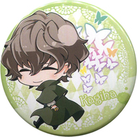 Badge - Kokuchou no Psychedelica (Psychedelica of the Black Butterfly)