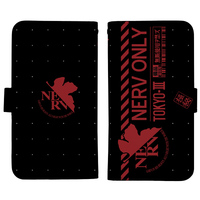 Smartphone Wallet Case for All Models - iPhone6 PLUS case - iPhone7 PLUS case - iPhone8 PLUS case - Evangelion