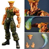 Tank Top - Street Fighter / Guile Size-W100
