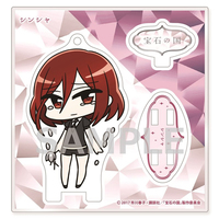 Acrylic stand - Land of the Lustrous / Cinnabar