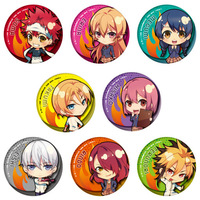 (Full Set) Badge - Shokugeki no Soma