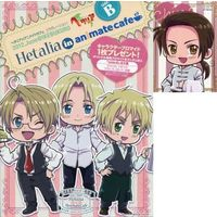 Portrait - Hetalia / China & Italy