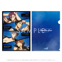 Plastic Folder - High Speed! / Nitori & Momotaro & Sosuke & Rin