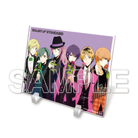 Acrylic stand - Prince of Stride