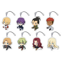 (Full Set) Petanko Strap - Shoukoku no Altair (Altair: A Record of Battles)