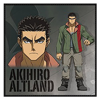 Hand Towel - IRON-BLOODED ORPHANS / Akihiro Altland