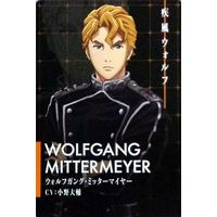Necklace - Legend of the Galactic Heroes / Wolfgang Mittermeyer