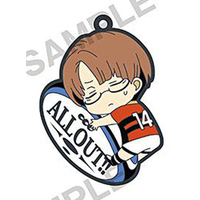 Rubber Strap - All Out!! / Suwa Yuusaku