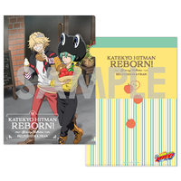 Kutsurogi Collection - REBORN! / Belphegor & Flan