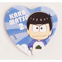 Clutch Bag - Heart Badge - Osomatsu-san / Karamatsu