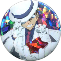 Badge - Meitantei Conan / Phantom Thief Kid