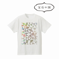 T-shirts - Land of the Lustrous / Diamond (Houseki no Kuni) Size-S