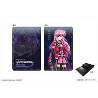 Card case - Magical Girl Lyrical Nanoha / Kyrie Florian