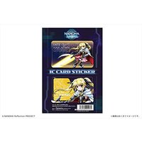 Card Stickers - Magical Girl Lyrical Nanoha / Fate Testarossa