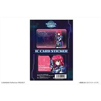 Card Stickers - Magical Girl Lyrical Nanoha / Amitie Florian