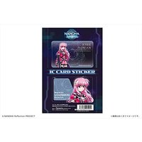 Card Stickers - Magical Girl Lyrical Nanoha / Kyrie Florian