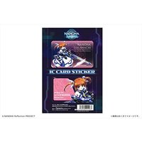 Card Stickers - Magical Girl Lyrical Nanoha / Takamachi Nanoha