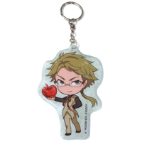 Key Chain - Bungou Stray Dogs / Kunikida Doppo