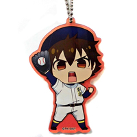 Trading Acrylic Key Chain - Ace of Diamond / Sawamura Eijun
