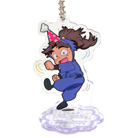 Acrylic Key Chain - Failure Ninja Rantarou / Takeya Hachizaemon