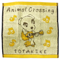 Hand Towel - Animal Crossing / K.K. Slider (Totakeke)