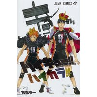 Illustration book - Haikyuu!!