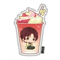 Charappuccino - Die-cut Cushion - Bungou Stray Dogs / Oda Sakunosuke